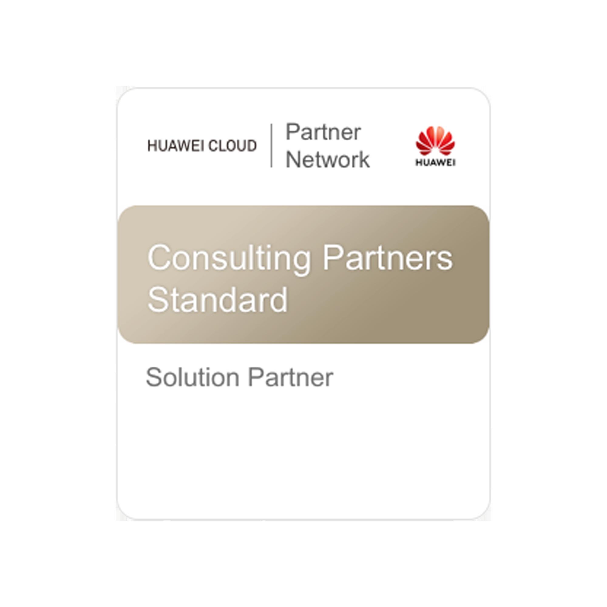 Huaweii Cloud Partnership